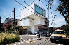 Photographer Captures The Unusual And Rarely Seen Architecture Of Tokyo - DesignTAXI.com