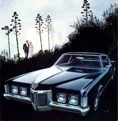 1969 Pontiac Gran Prix - 'Marbella': Art Fitzpatrick and Van Kaufman