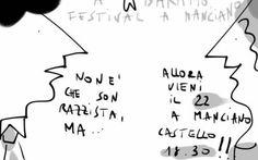 Cultura: a Manciano si va a teatro con il baratto! Cose da fare nel prossimi giorni: andare in Maremma, nel comune di Manciano, portarsi una sedia e barattare l'ingresso a teatro! Esatto, prende il via domani la decima edizione di una festival con un #teatro #manciano #baratto #festival #toscana
