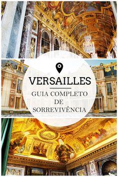 Drawing Dreaming - Versailles: guia completo de sobrevivência