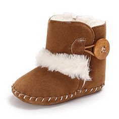 Boots Mother & Kids Gentle 2019 Newest Brand Toddler Shoes Baby Boys Winter Warm Hot Sale Ankle Snow Boots Crib Shoes Anti-slip Sneakers 0-18m