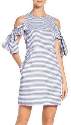 Women s Chelsea28 Cold Shoulder Shift Dress Vintage Dresses, Cute Dresses,  Casual Dresses, Coat 4f96a314bf