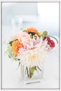 simple purple vintage outdoor wedding centerpieces - Google Search