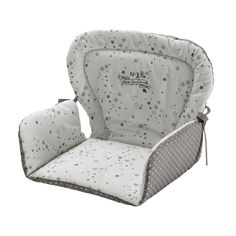 galette chaise blanche