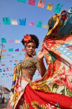 Fantasias Halloween, Farm Rio, Organic Beauty, Dandy, Brazil, Fashion Photography, Glow, Advertising, Style Inspiration