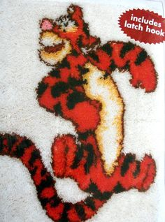Latch Hook Rug Kits Disney Rugs Ideas