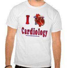 I Love Cardiology T Shirt, Hoodie Sweatshirt