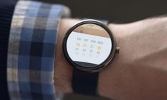 Moto 360 is Motorola's first Android Wear smartwatch and it looks amazing - More in link Wearable Device, Wearable Technology, Technology Gadgets, Tech Gadgets, New Technology, Disruptive Technology, Technology Innovations, Consumer Technology, Fashion Technology