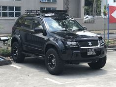 Grand Vitara Suzuki, Suzuki Vitara 4x4, Subaru Outback Offroad, Offroad Accessories, Montero Sport, Suzuki Cars, Vw Amarok, Pajero Sport, Motorhome