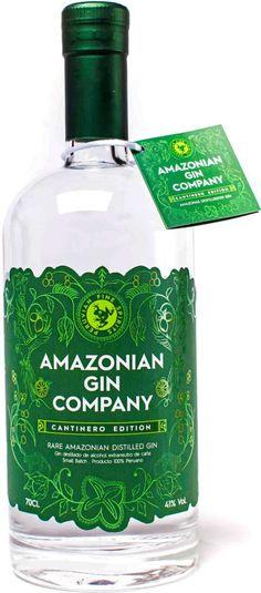 Gin von The Inca Distillery in der l Flasche mit Vol Alcohol Bottles, Liquor Bottles, Bebida Gin, Gin Tasting, Gin Brands, Rum Bottle, Alcoholic Drinks, Cocktails, Gin Bar