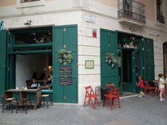 Taranna Cafe, Barcelona