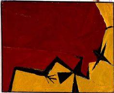 "Jack Jefferson, 47 62 25HF, Oil on canvas, 24"" x 30"""