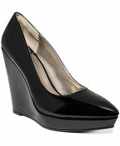 Fergalicious Jiggy Platform Wedges - Pumps - Shoes - Macy's