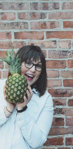 Madeline Heising. (image from The Collegiate Vegan blog)