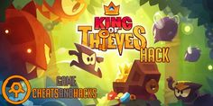 King of Thieves Hack & Cheats (Unlimited Gems)