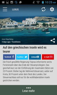#griechenland #tourismus #athen  #Born2Invest: die besten Geschäfts- und Finanznachrichten aus den vertrauenswürdigen Quellen. Jetzt unsere kostenlose Android App herunterladen.