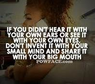 gossip quotes with pics - Bing Images