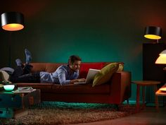 Let this discounted Philips Hue 4-bulb Starter Kit begin your smart light obsession