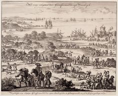 Huguenot refugees fleeing France in the century. were given refuge in London. Amsterdam, France Art, My Family History, Black And White Painting, Canada, Old London, African History, History Books, Ancestry
