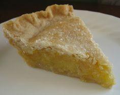 Baking Outside the Box: Meyer Lemon Pie