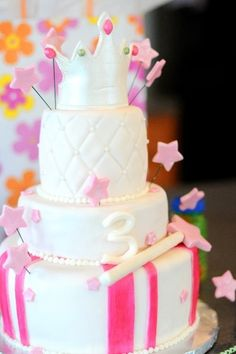 Pop star birthday cake idea Birthday Cakes Party Ideas