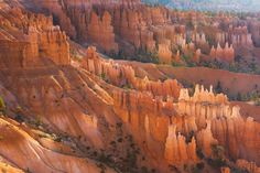 ~ Sunset at Bryce National Park ~