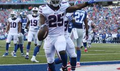 Notebook: LeSean McCoy headed into 2016 healthy – and hungry