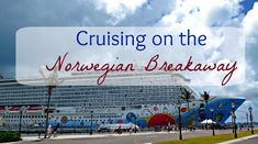 To Bermuda on the Norwegian Breakaway