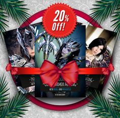 20% discount for a short time on my Cosplay Crafting Books! http://kamuicosplay.storenvy.com Still need a Christmas present for yourself or your cosplay friends? Then just check out my shop for my Armor, Prop Making and Painting books! The discount...