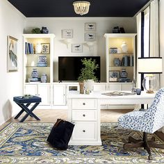 Shop for a sophisticated Tuscan 3 Piece Large Media Cabinet Group and create a beautiful media center. Get home office function with designer style!