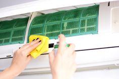 【やってみた】エアコンのカビ退治!分解ナシの掃除で快適に! | コジカジ Cleaning, Home Cleaning