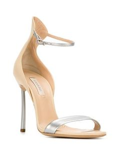 Casadei босоножки на высоком каблуке