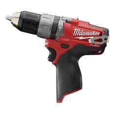 "M12 FUEL 1/2"" Hammer Drill/Driver | Milwaukee Tool"
