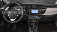 2015 Toyota Corolla - interior