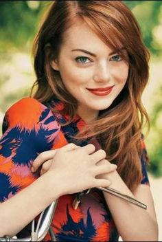 Emma Stone ♥ Love her dry humour and comes across so natural on screen. #EmmaStone #Actor #Funny
