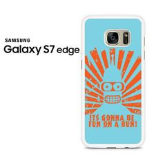 Futurama Quote Samsung Galaxy S7 Edge Case
