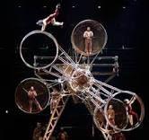 Cirque du Soleil KA!! So cooool!