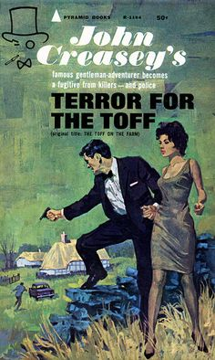 Terror For The Toff by John Creasey