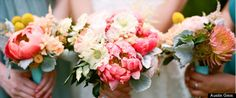 By Kellee Khalil for Lover.ly Fall couples: when it comes to fresh, beautiful flowers for your autumn wedding, you've got the upper hand.