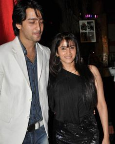 Smiley Suri And Shaheer Sheikh