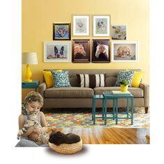 My pets. Animal art in the living room. Wall decors for petlovers.