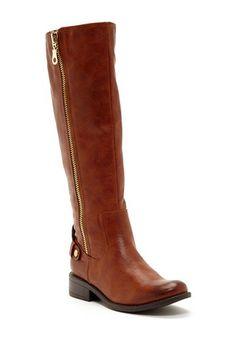 Dennisa Dual Zip Boot by Elegant on @HauteLook. Love these boots!!!!