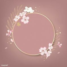 Cherry Blossom Background, Flower Background Wallpaper, Flower Phone Wallpaper, Flower Backgrounds, Flower Logo, Flower Graphic, Flower Circle, Flower Frame, Logo Online Shop