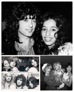 Lori Maddox with Jimmy Page, Iggy Pop & more
