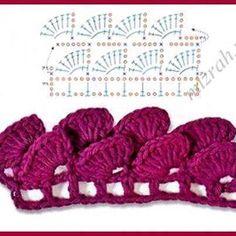 chart  Fabyta tejidos crochet's photo.
