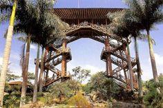 Parque del Café | Turismo Eje Cafetero - Considerado el mejor parque temático de Colombia. Places In America, Colombia Travel, Adventure Travel, The Good Place, Places To Go, Tourism, Vacation, Park, Country