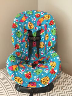 A personal favorite from my Etsy shop https://www.etsy.com/listing/294514969/ready-to-ship-toddler-carseat-cover-made