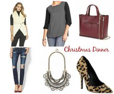 Holiday Outfit Ideas: Christmas Dinner