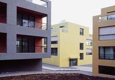 GIGON GUYER ARCHITEKTEN - Susenbergstrasse Zurich
