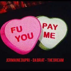 """@Regrann from @jermainedupri -  Jermaine Dupri & DA Brat Feat The Dream """"F U You Pay Me"""" @sosobrat @thekingdream """"Business As Usual"""" @sosodef #Regrann #MMV #BIGLIFE"""